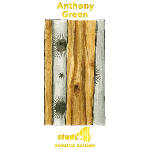 "Buy – Anthony Green ""Studio 4 Acoustic Session"" 12"" – Band & Music Merch – Cold Cuts Merch"