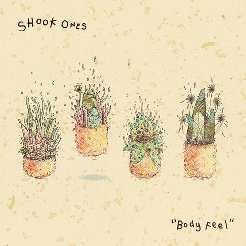 "Shook Ones ""Body Feel"" 12"""