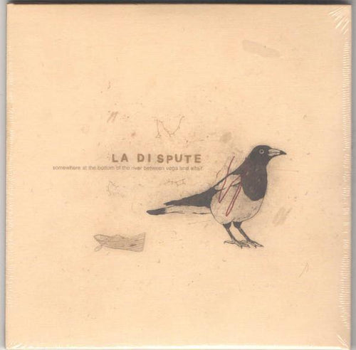 "Buy – La Dispute ""Somewhere At The Bottom of the River Between Vega and Altair"" 12"" – Band & Music Merch – Cold Cuts Merch"