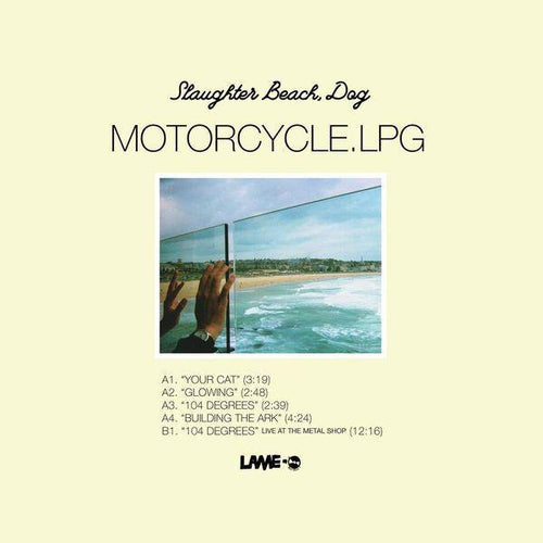 "Slaughter Beach, Dog ""Motorcycle.LPG"" 12"""
