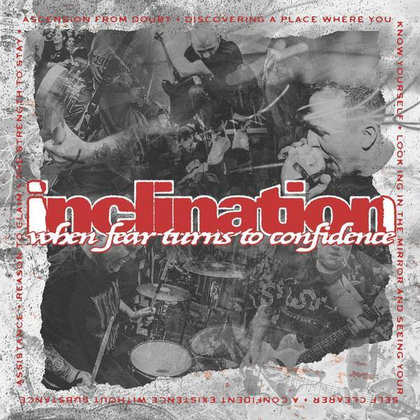"Inclination ""When Fear Turns To Confidence"" 12"" EP"
