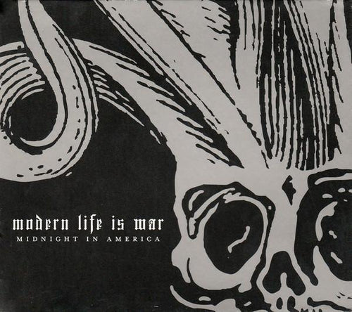 "Modern Life Is War ""Midnight In America"" 12"""