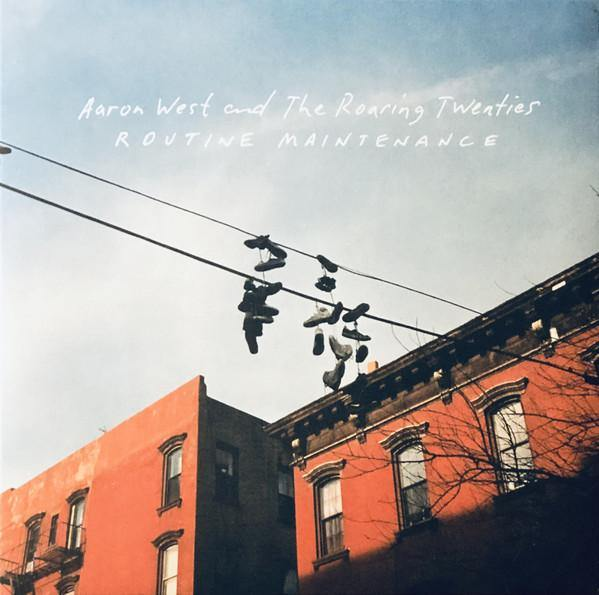 "Buy – Aaron West & The Roaring Twenties ""Routine Maintenance"" 12"" – Band & Music Merch – Cold Cuts Merch"