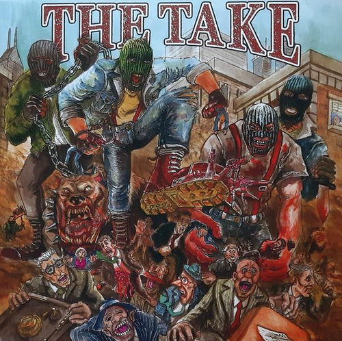 "The Take ""S/T"""