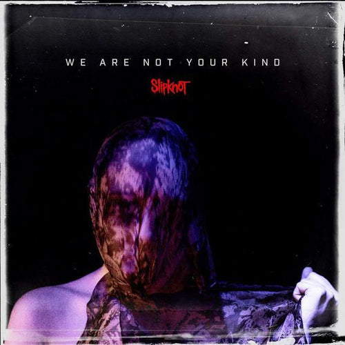 "Slipknot ""We Are Not Your Kind"" 2x12"""