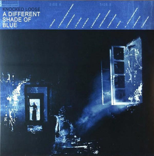 "Knocked Loose ""A Different Shade of Blue"" LP"