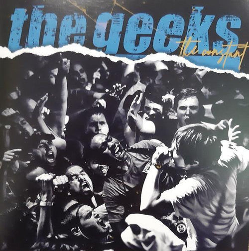 "Buy Now – The Geeks ""The Constant"" 7"" – Cold Cuts Merch"