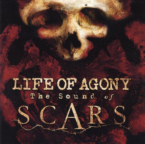 "Life of Agony ""The Sound of Scars"" 12"""