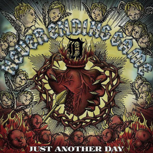 "Never Ending Game ""Just Another Day"" CD"