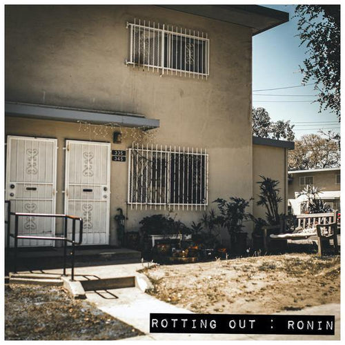 "Buy – Rotting Out ""Ronin"" 12"" – Band & Music Merch – Cold Cuts Merch"