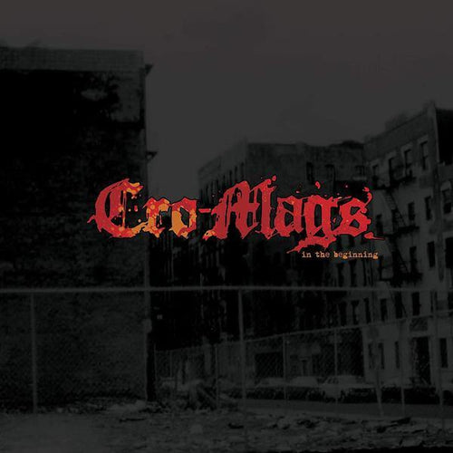 "Cro-Mags ""In The Beginning"" Cassette"