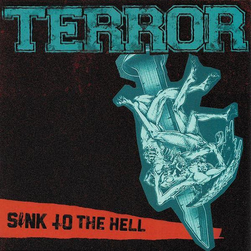 "Terror ""Sink To The Hell"" 7"""