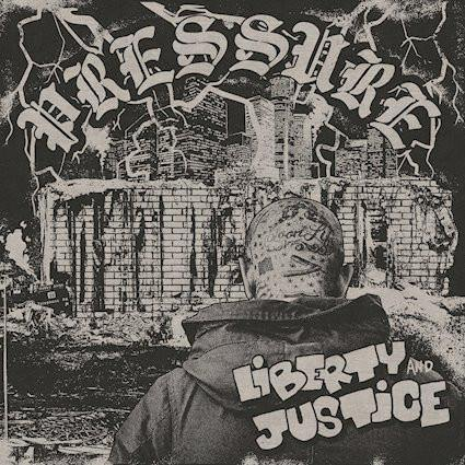 "Buy – Liberty and Justice ""Pressure"" 12"" – Band & Music Merch – Cold Cuts Merch"
