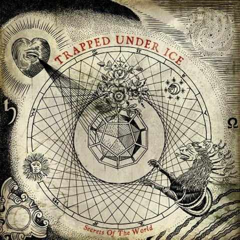 "Trapped Under Ice ""Secrets of The World"" CD"
