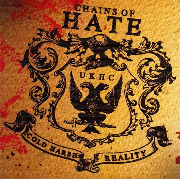 "Chains of Hate ""Cold Harsh Reality"" CD"