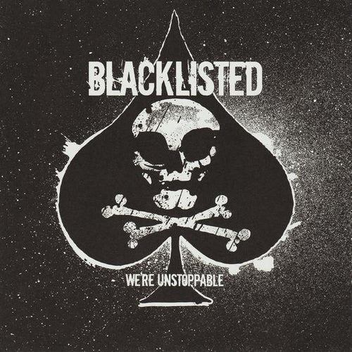 "Blacklisted ""We're Unstoppable"" 12"""