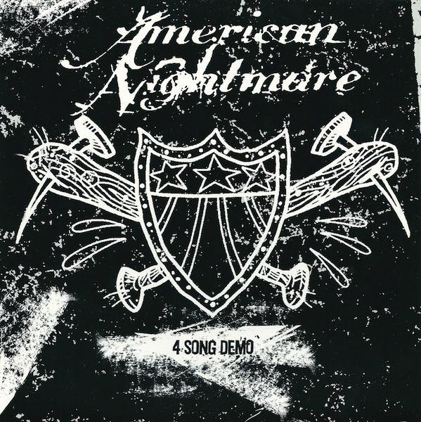 "Buy Now – American Nightmare ""4 Song Demo"" 7"" – Cold Cuts Merch"