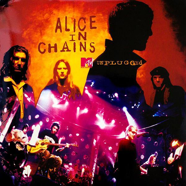 "Alice in Chains ""MTV Unplugged"" 2x12"""