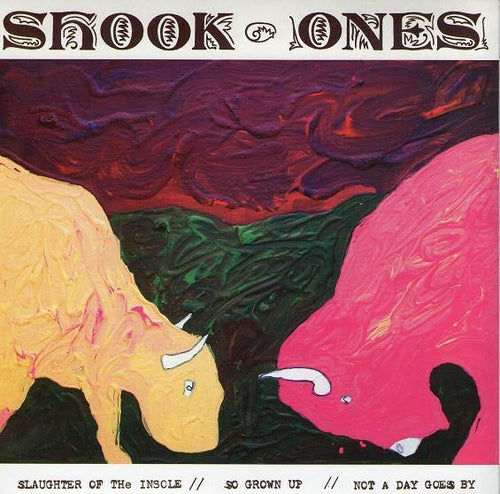 "Shook Ones ""Slaughter Of The Insole"" 7"""