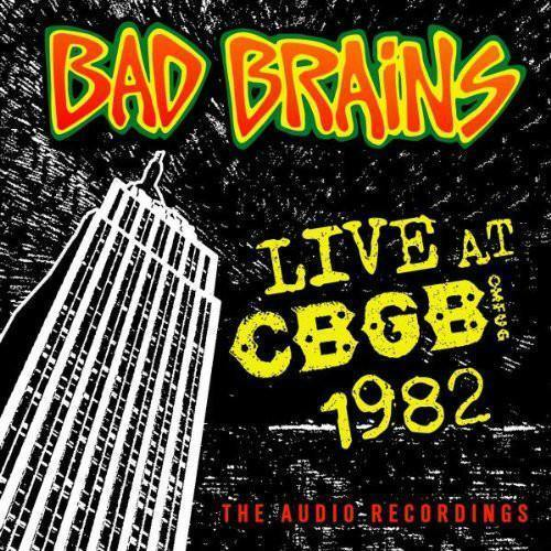 "Buy – Bad Brains ""Live At CBGB OMFUG 1982: The Audio Recording"" CD – Band & Music Merch – Cold Cuts Merch"