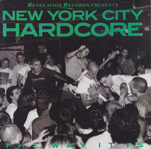 "V/A ""New York City Hardcore: The Way It Is"" 12"""
