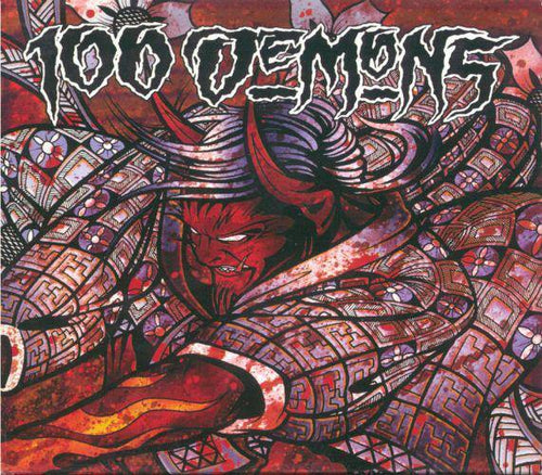 "100 Demons ""S/T"" CD"