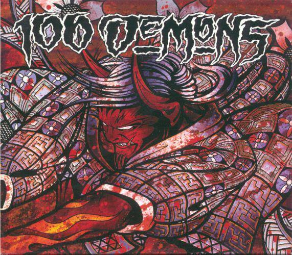 "100 Demons ""100 Demons"" CD"