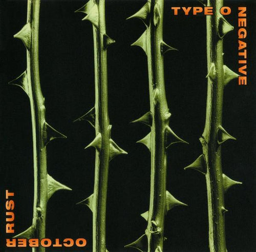 "Type O Negative ""October Rust"" CD"