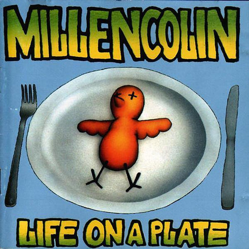 "Millencolin ‎""Life On A Plate"" 12"""
