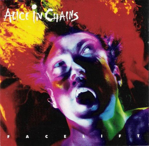 "Alice in Chains ""Facelift"" CD"