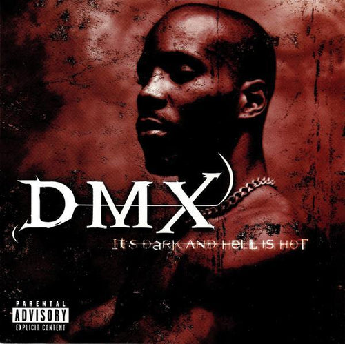 "DMX ""It's Dark And Hell Is Hot"" 2x12"""