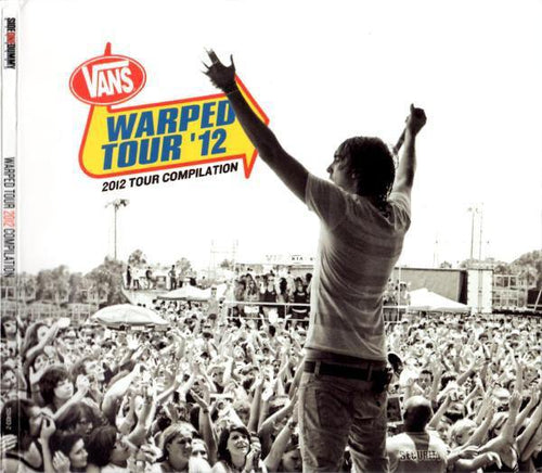 "Buy – Various Artists ""Vans Warped Tour '12"" 2xCD – Band & Music Merch – Cold Cuts Merch"