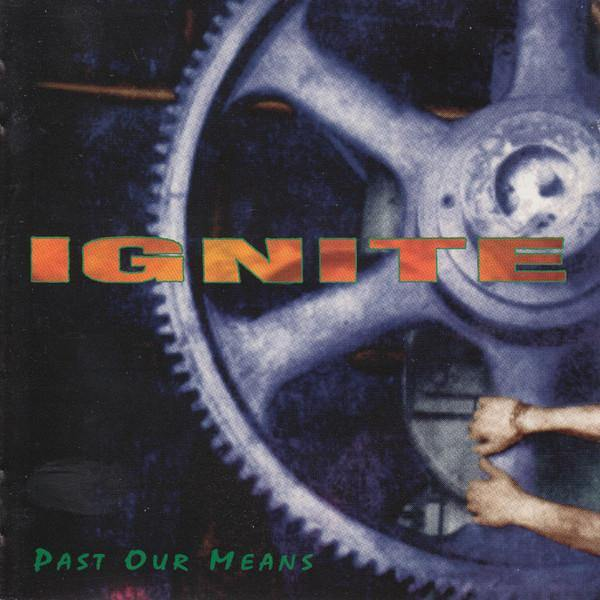 "Buy Now – Ignite ""Past Our Means"" 12"" – Cold Cuts Merch"
