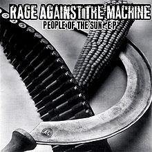 "Rage Against The Machine ""People Of The Sun"" 10"""