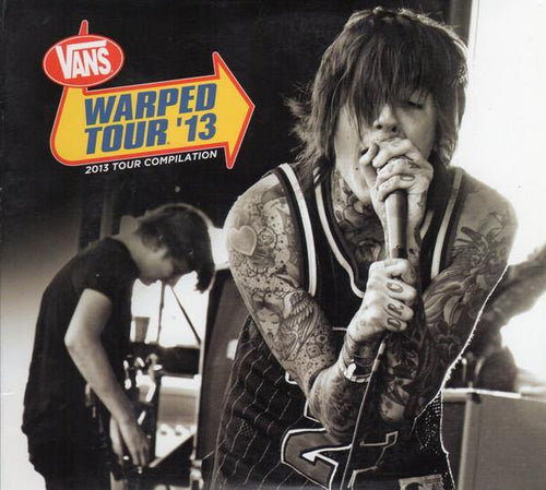 "Buy – Various Artists ""Vans Warped Tour '13"" 2xCD – Band & Music Merch – Cold Cuts Merch"