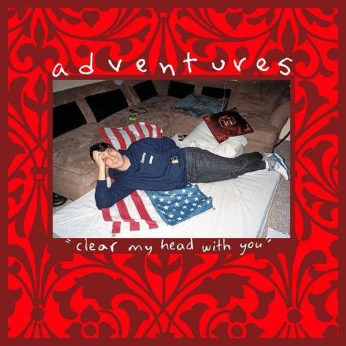 "Buy – Adventures ""Clear My Head With You"" 7"" – Band & Music Merch – Cold Cuts Merch"