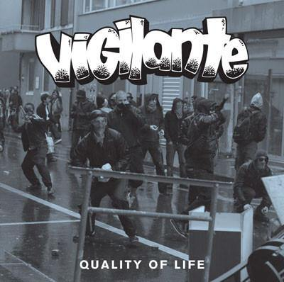 "Buy Now – Vigilante ""Quality of Life"" 12"" – Cold Cuts Merch"