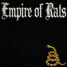 "Empire of Rats ""No Peace"" 7"""