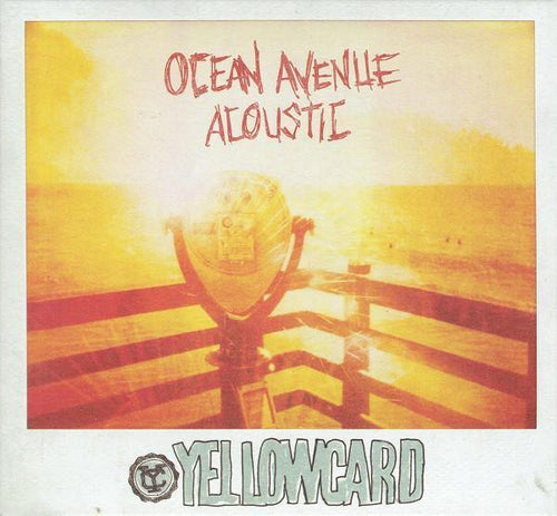 "Yellowcard ""Ocean Avenue Acoustic"" 12"""
