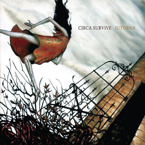 "Circa Survive ""Juturna"" 2xCD"