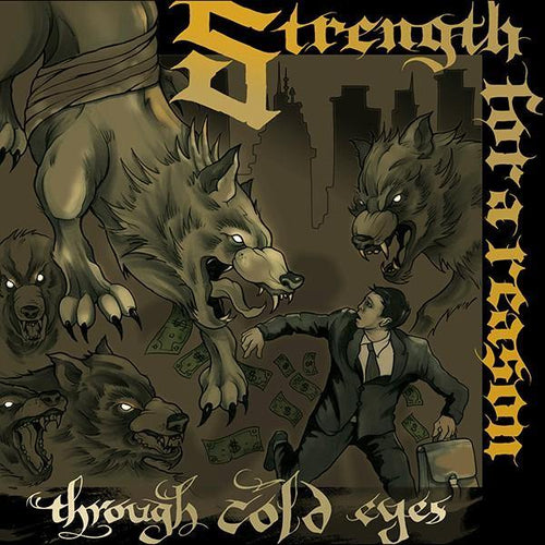 "Buy – Strength For a Reason ""Through Cold Eyes"" CD – Band & Music Merch – Cold Cuts Merch"