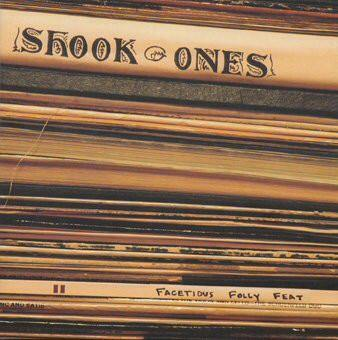 "Shook Ones ""Facetious Folly Feat"" 12"""