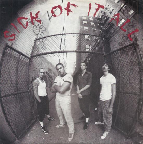 "Sick Of It All ""Sick Of It All"" 7"""