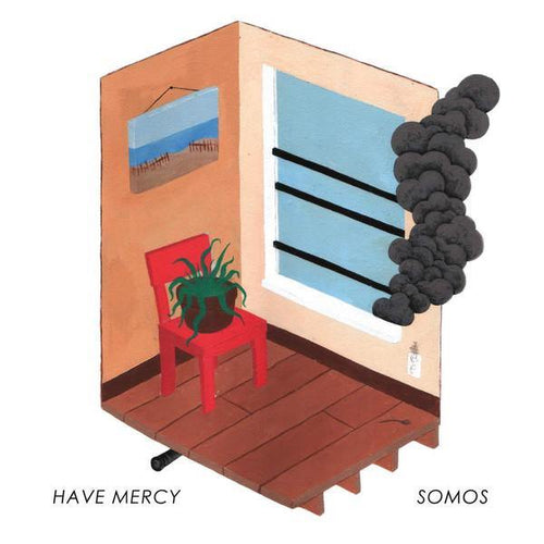 Have Mercy/Somos split 7""