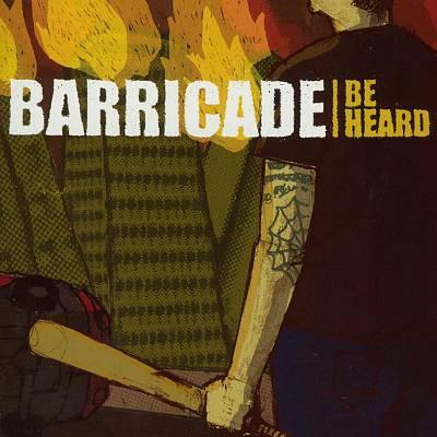 "Buy – Barricade ""Be Heard"" CD – Band & Music Merch – Cold Cuts Merch"