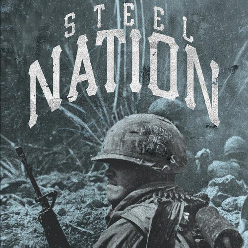 "Steel Nation ""The Harder They Fall"" 12"""
