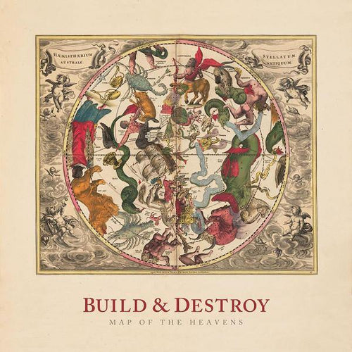 "Buy Now – Build and Destroy ""Map of the Heavens"" 7"" – Cold Cuts Merch"