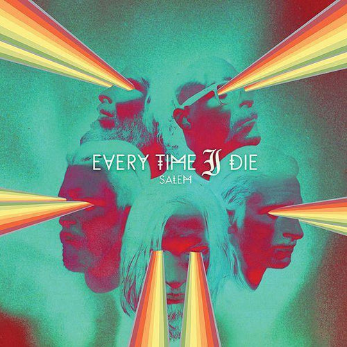 "Every Time I Die ""Salem"" 7"""