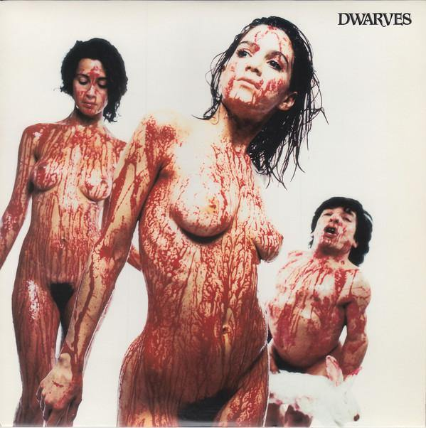 "The Dwarves ""Blood, Guts & Pussy"" 12"""