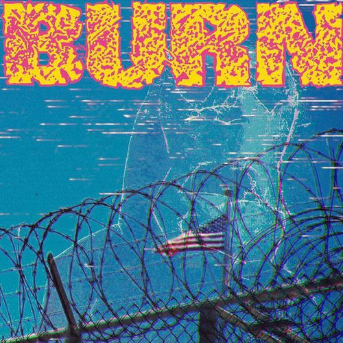 "Burn ""...From The Ashes"" 7"""